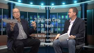 Bud & Doug talk about the Cavs new look