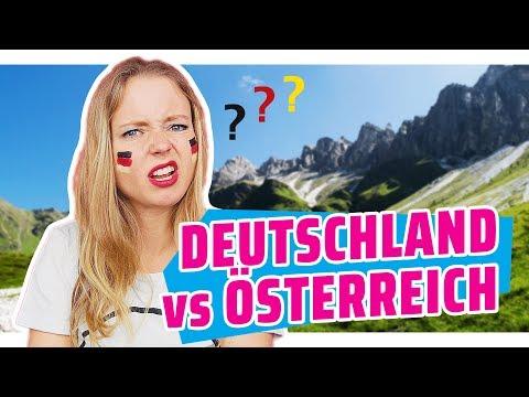Deutschland vs Österreich | Typische Missverständnisse!