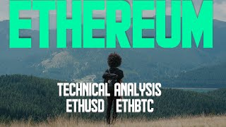 #ETHEREUM Technical Analysis ~ PRO #ETH TRADING ~ Weekend T.A