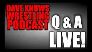 Dave Knows Wrestling Live Stream