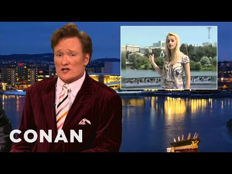 Local News Roundup: International Edition - CONAN on TBS