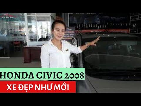 Honda civic 2008 giá bèo quá xe sang trọng như khách sạn 5 sao | FB : OTOKIMTAM |