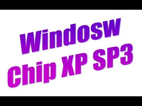 Обзор Chip Windows XP_SP3+Программы/Review Of Chip Windows XP SP3+Soft