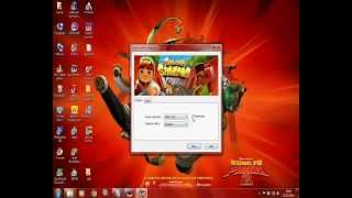 How to play Subway Surfers pc with key boardany ver) by satyam ak