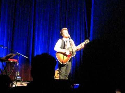 Lee DeWyze plays BLACKBIRD SONG-Alberta Rose Theater in Portland OR