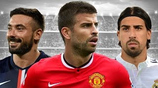 Transfer Talk | Gerard Piqué to Manchester United?