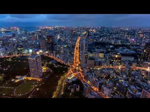 Beautiful Cities Around The World At Night time FHD