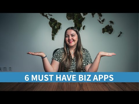 6 Best Small Business Apps That Are Free or Inexpensive