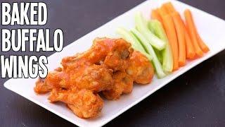 Baked Buffalo Wings - Superhero Kitchen W/ Clint Gage