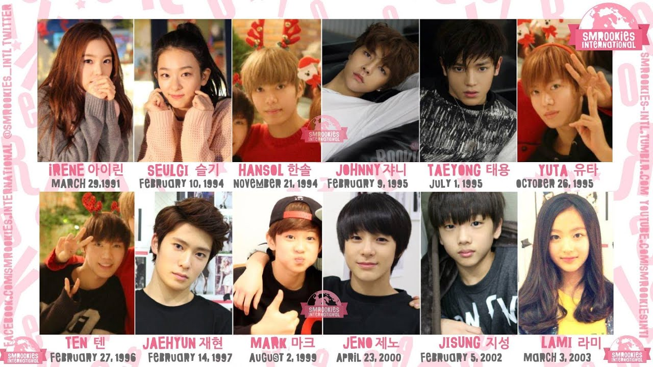 Taeyeon and baekhyun age difference in dating 5