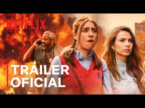 Adolescentes cazadoras de recompensas | Tráiler oficial | Netflix