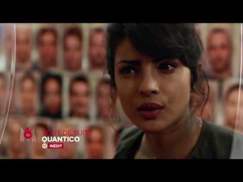 quantico saison 1 tout de suite M6 academie FBI 12 7 2016
