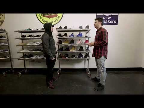 timeless design 4ce0d 46d07 Eminem Not Messin up With Sneakers