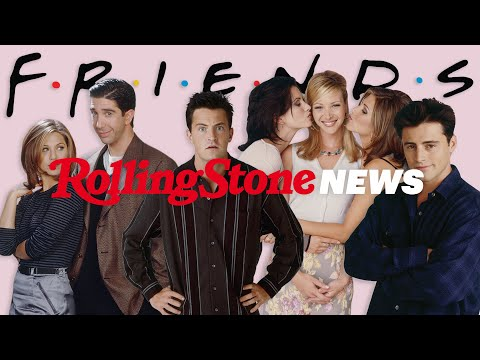 HBO Max Confirms 'Friends' Reunion | RS News 5/14/21