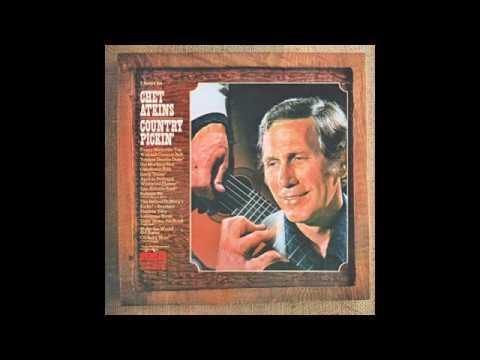 Chet Atkins - Country Pickin' (Full Album)