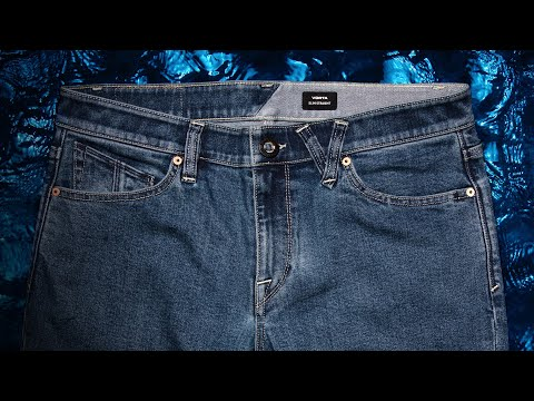 Gear News: Volcom Announces All-New Water-Saving Collection of Denim Jeans