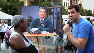Billy on the Street: List Sex Moves in Front of Mister Rogers