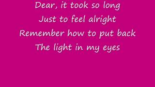 Jar Of Hearts Lyrics