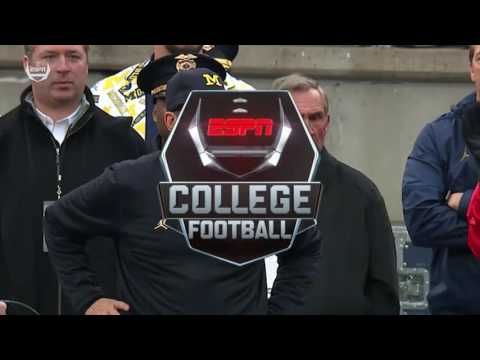 Jim Harbaugh Flagged for Unsportsmanlike Conduct