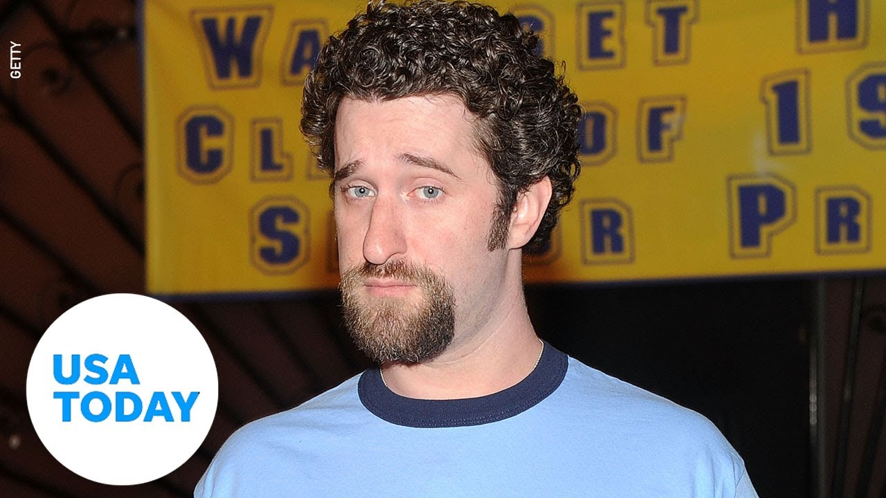 "Dustin Diamond, best known as Screech from ""Saved by the Bell ..."