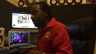 Richie Spice - Need to repay me back my money  Plus I Banned You from my studio