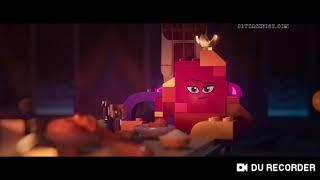 Песня Королевы Многолики Прекрасной и Рэп Бэтмена. Лего Фильм 2 (2019)