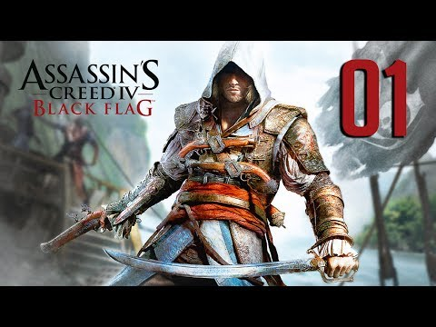 Assassins Creed IV Black Flag | Walkthrough | parte 1