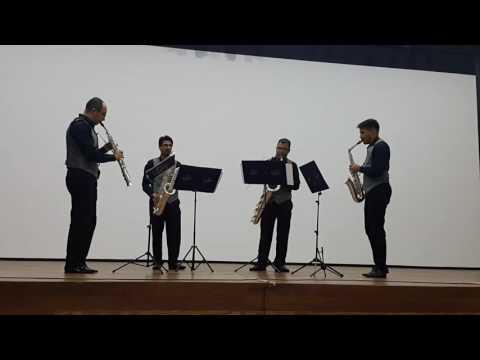 Quarteto Brasília sax - Mobile