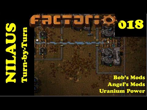 Lets Play Factorio S3E18 - Floating Saphirite Chunks