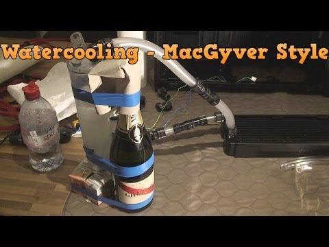 Epic Bootleg Watercooling Loop! - Making of T.U.G.S 3.0 - Part 2 - Cleaning