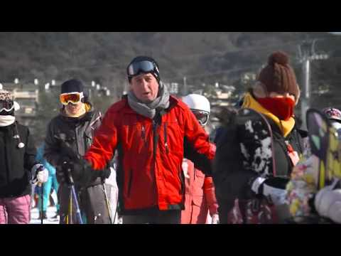 Explore TV - South Korea - Yongpyeong Resort