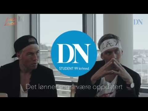 DN ft. Læx & Ludo - Det lønner seg å være oppdatert
