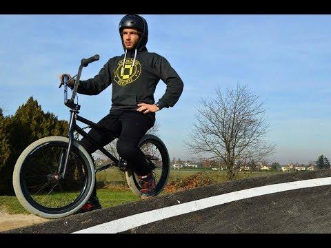 BMX race, freestyle & workout, les bonnes résolutions du rider.