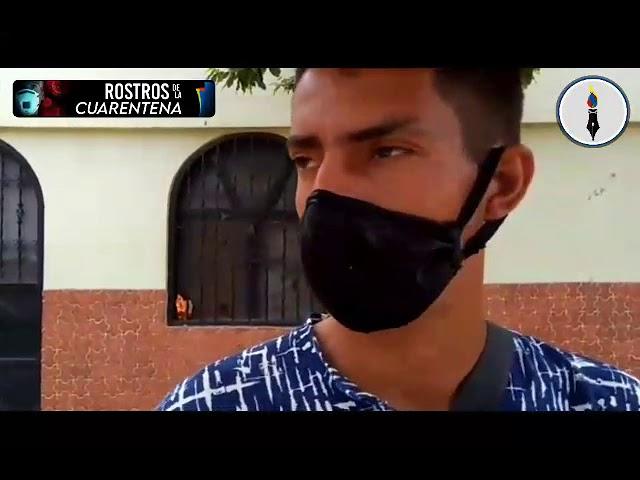 Rostros de La Crisis en la frontera de Venezuela