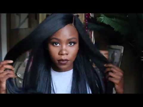 DIY : Customizing Your Lace Front Wig ! {@JanetCollectionHair}