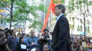 Jeffrey Sachs Occupy Wall Street 10-7-2011 part 2