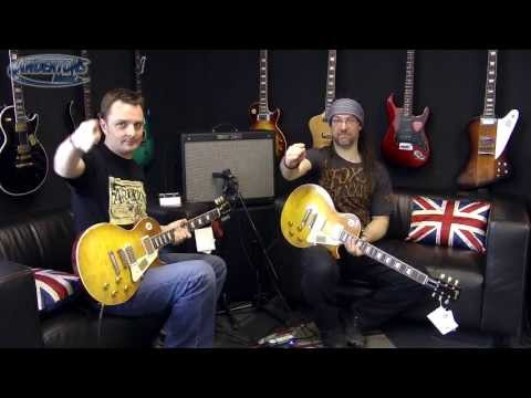 Gibson Collector's Choice #8 - The Beast Les Paul Demo
