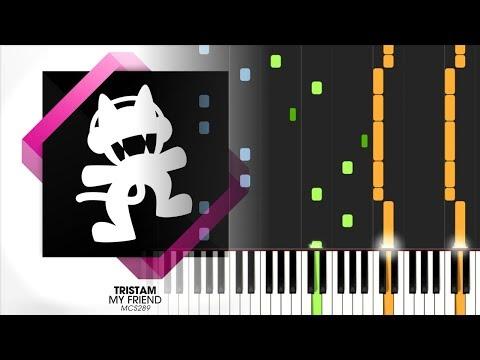 [MIDI] Tristam - My Friend