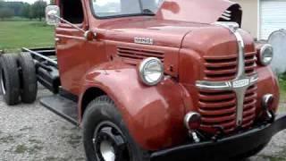 1947 Dodge Wj-57 Truck