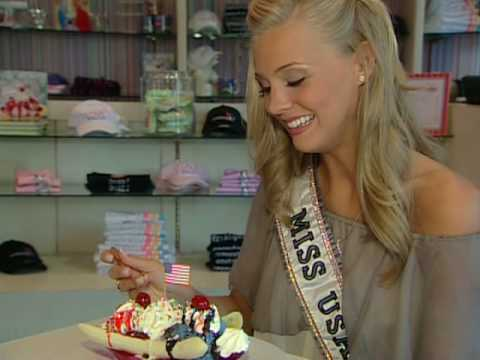 National Ice Cream Month with Kristen Dalton, Miss USA