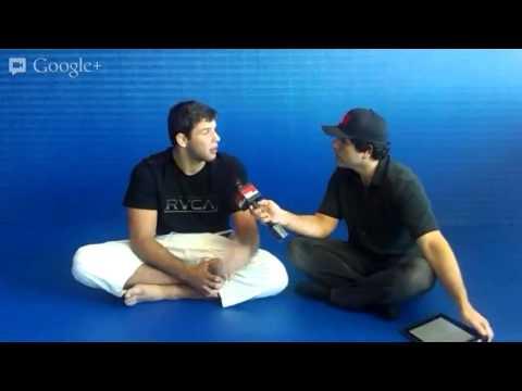 Google+ Hangout Interview with Absolute World Champion Marcus Buchecha Almeida