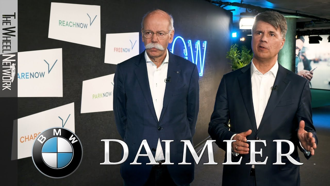 Bmw Group And Daimler Ag Joint Mobility Company Statements Dieter