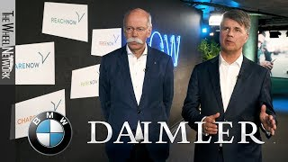 BMW Group and Daimler AG Joint Mobility Company – Statements Dieter Zetsche and Harald Krüger