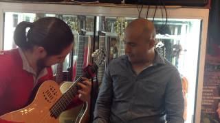 Raul Gomez Ayacucho & Jose Antonio - (los  Divos Barrabas)
