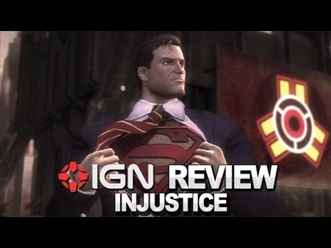 IGN Reviews - Injustice: Gods Among Us Video Review
