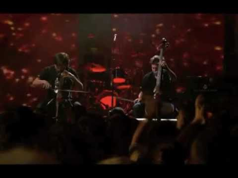 2CELLOS - With or Without You [LIVE at iTunes Festival 2011]