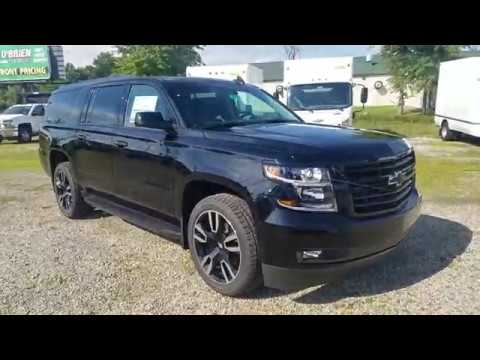 2019 Chevy SUBURBAN Premier RST 6.2L PERFORMANCE EDITION ...