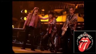 Смотреть музыкальный клип The Rolling Stones - Flip The Switch - Live OFFICIAL