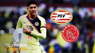 Lo que el PSV Eindhoven necesita para llevarse a Edson Álvarez | Telemundo Deportes