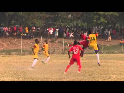 Full Match Between University of Cape Coast and Kwame Nkrumah University of Science and Technology